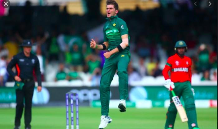 Shaheen Shah Afridi - Tallest Cricketers