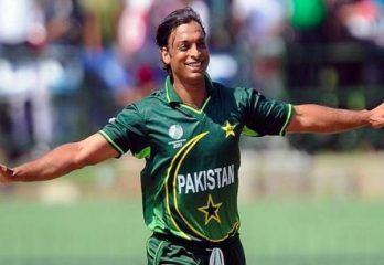 Shoaib Akhtar - Fastest bowler in cricket history