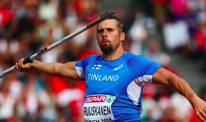 Aki Parviainen - Top 10 Javelin Throw World Records