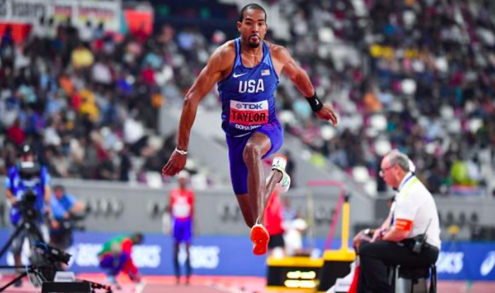 Christian Taylor - Top 10 Best Triple Jump World Records