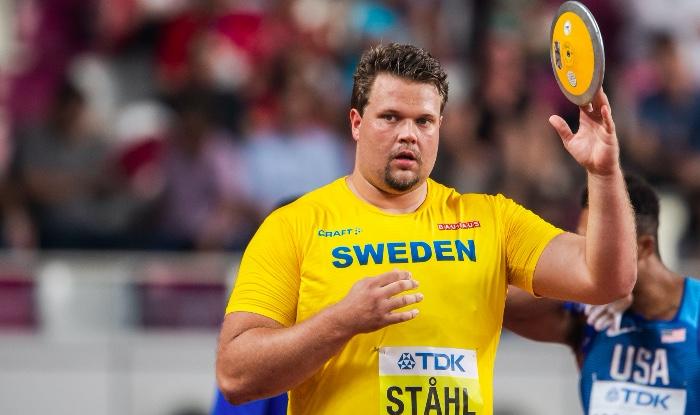 Daniel Ståhl- Top 10 Discus Throw World Record
