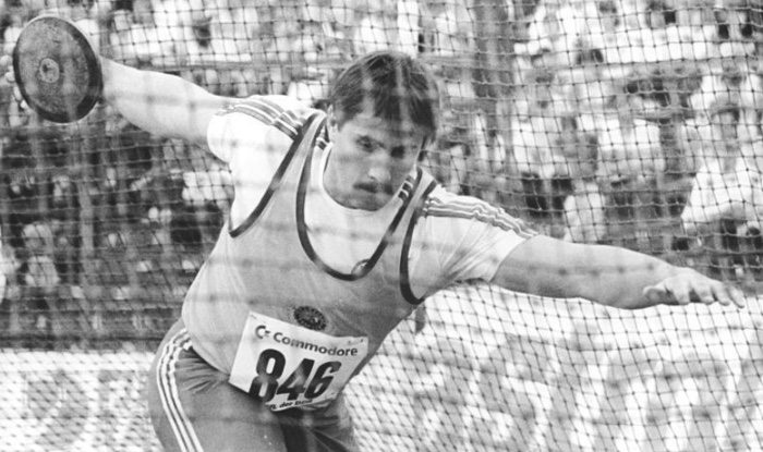 Top 10 Discus Throw World Record