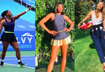Top 10 Tallest Female Tennis Players in The World