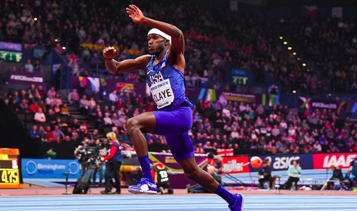 Will Claye - Top 10 Best Triple Jump World Records