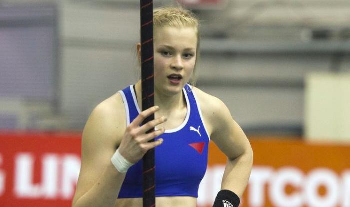 Wilma Anna - Pole Vault Record