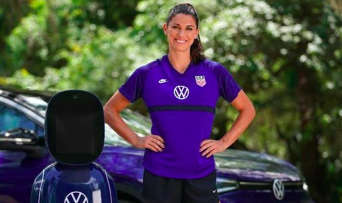 Alex Morgan - Highest paid female soccer players