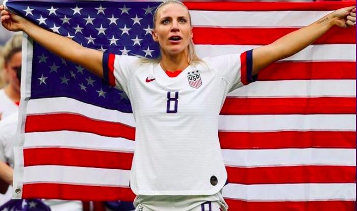 Julie Ertz - highest paid female soccer players