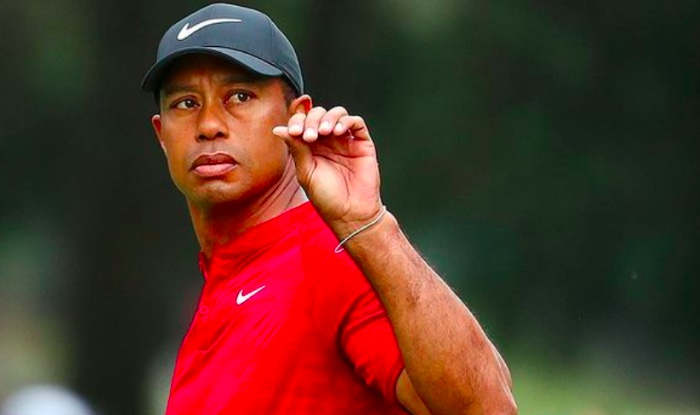 Tiger Woods - the richest golfer in the world
