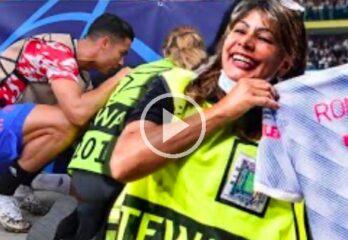 When Cristiano Ronaldo Shows His Generosity | Respect Moments