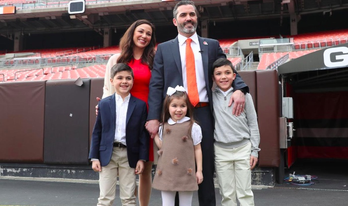 Kevin Stefanski Bio, Net Worth, Family, Wife & More