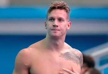 Top 10 Hottest Olympic Male Swimmers