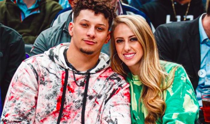 Patrick Mahomes girlfriend