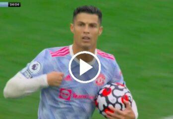 Cristiano Ronaldo vs West Ham - Amazing Goal and Skills
